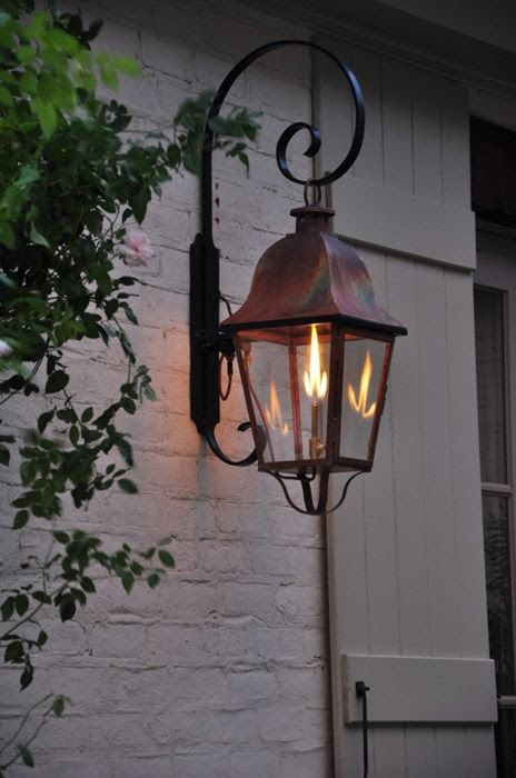 would love to have some gas lanterns