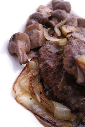 salisbury steak I