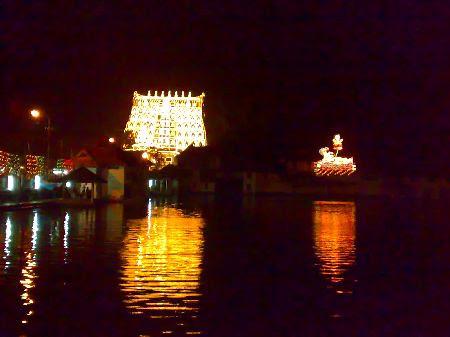 Sree Anantha Padmanabha Swamy Temple - Trivandrum or Thiruvananthapuram