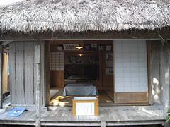 西郷どんの家 Takamori Saigo's house