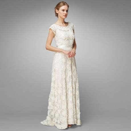 Wedding dresses over 50