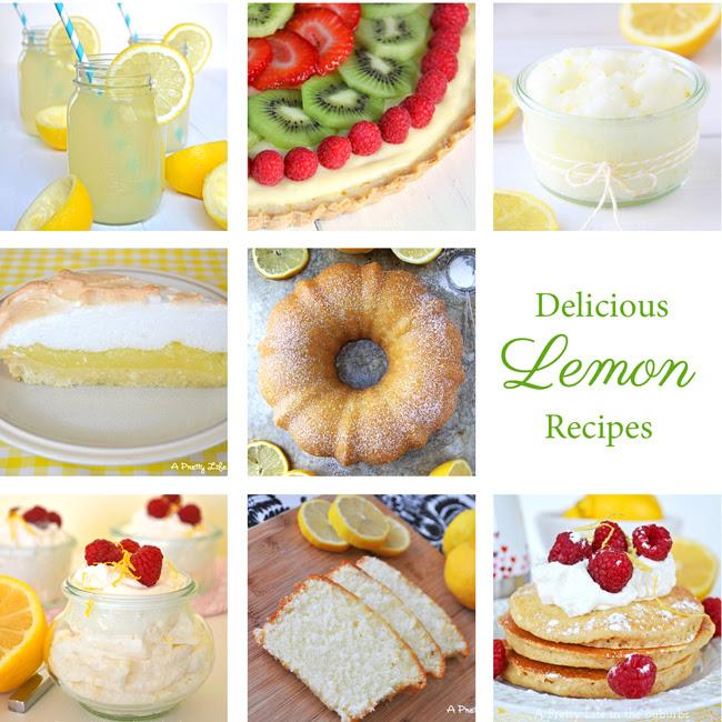 Delicious-Lemon-Recipes - HMLP 39 Feature