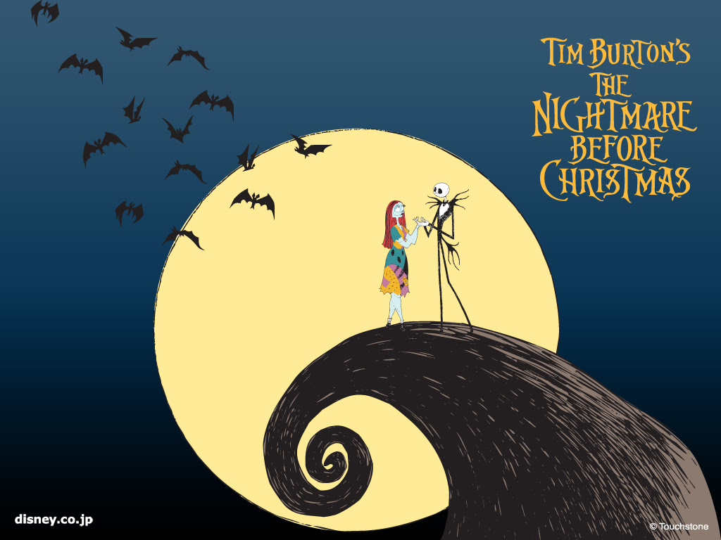 Nightmare Before Natal Wallpaper O Estranho Mundo De Jack