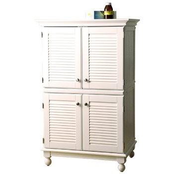 Cheap & discount computer armoire furniture: Hampton ...