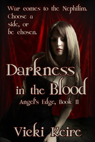 Darkness in the Blood  (Gifted Blood #2)
