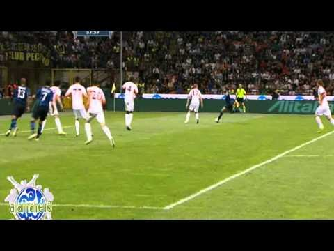Inter Roma 1-1 sintesi highlights coppa italia semifinale