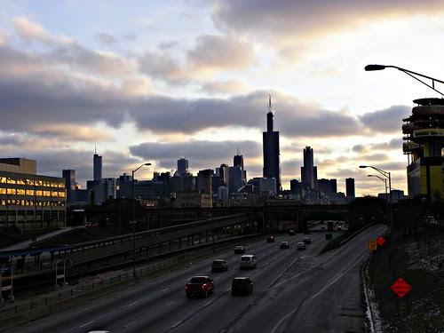 1.30.2010 Chicago (3) sunrise