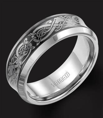 Tungsten Wedding Bands ? A Unique Blend of Class and