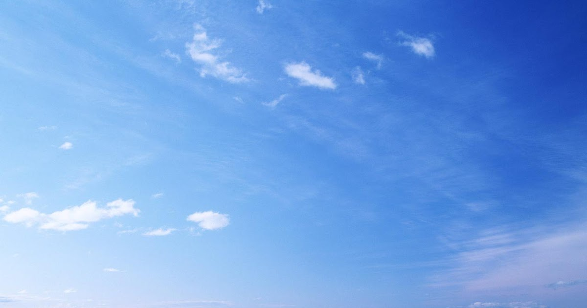 Wallpaper Pemandangan Langit