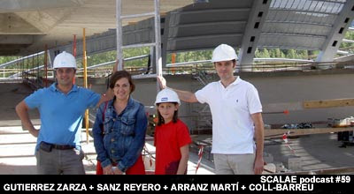 Juan Coll-Barreu y Daniel Gutierrez Zarza