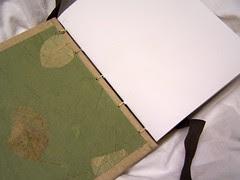 handmade paper liner