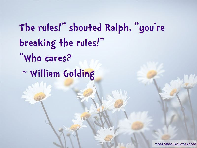 Quotes About Breaking The Rules Top 76 Breaking The Rules Quotes
