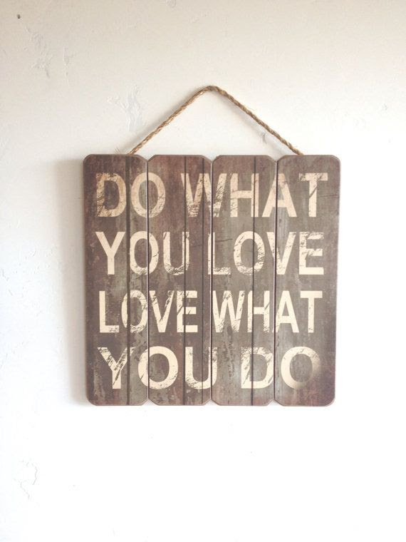 Wood Wall Signs With Quotes. QuotesGram