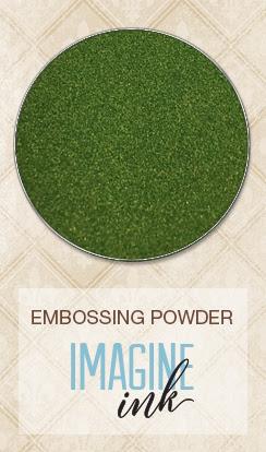 Embossing Powder - Avocado