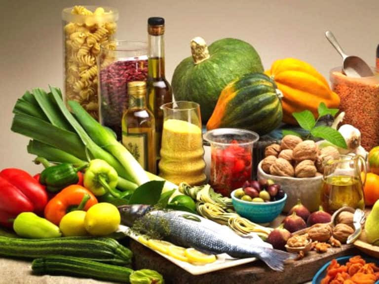 Resultado de imagen para fotos dieta mediterranea