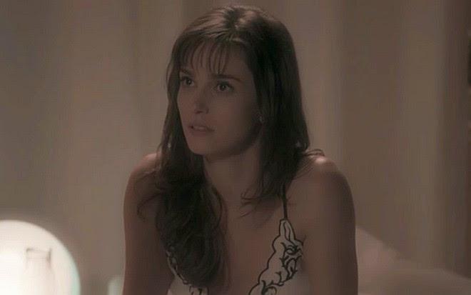 Priscila Steinman (Sofia) em cena de Totalmente Demais, novela das sete da Globo - Reprodução/TV Globo