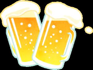 生ビール乾杯 Penta