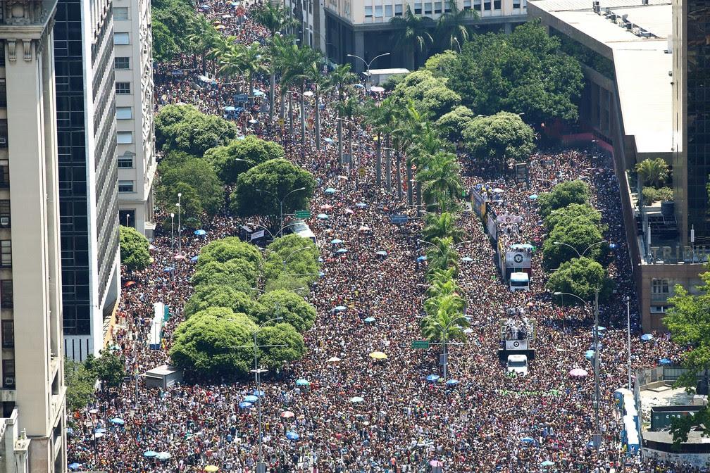 O Rio de Janeiro está em crise! Qual crise?