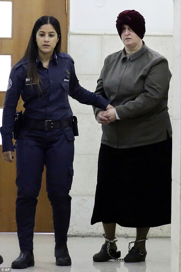 Malka Leifer (right), a former principal at Melbourne's Adass Israel School, will not be extradited from Jerusalem to face sexual abuse charges because of mental illness, a court ruled on Wednesday