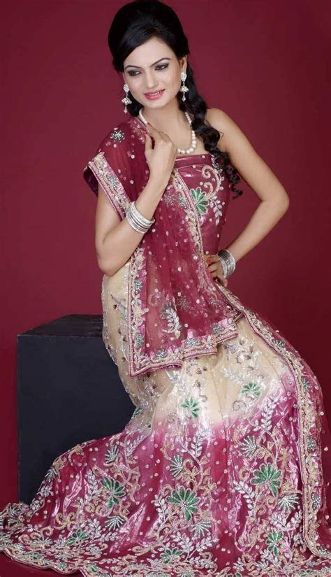 anarkali Pakistani Wedding  dresses