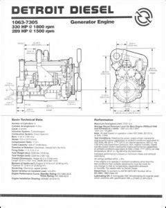 Detroit Diesel Engine Manuals - MARINE DIESEL BASICS