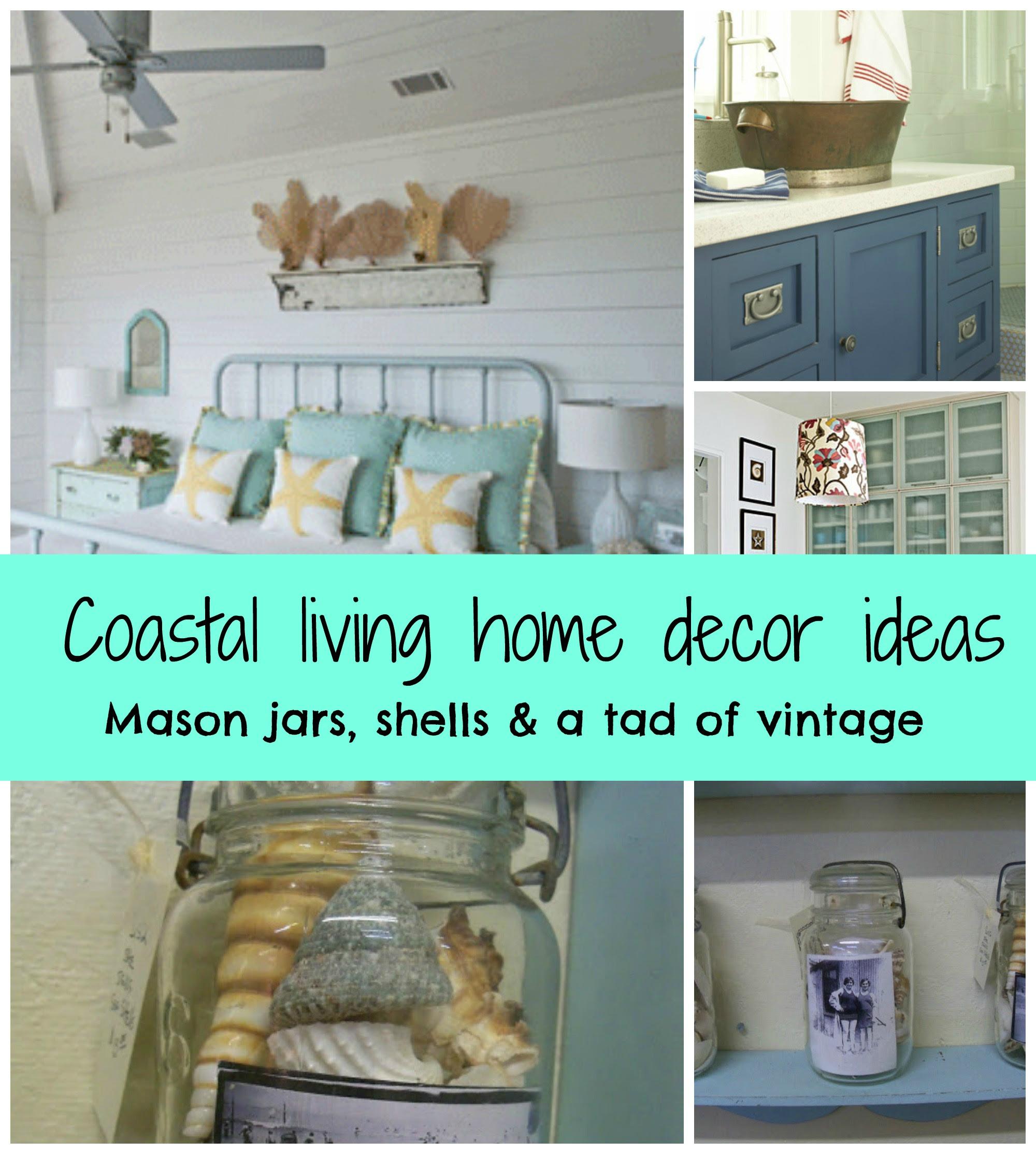 Traditional living room decor myhomeideas com - Coastal Decorating Ideas Dream House Experience