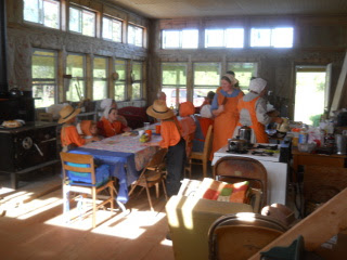 More Continuing to Gather for Gathering for Orange Day The 12th 2015