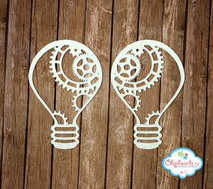 Стимпанк. Лампочки [1]  ― Магазин-производство товаров для рукоделия и скрапбукинга.