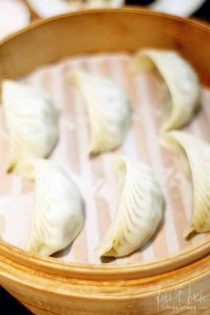 Vegetarian dumpling, Din Tai Fung