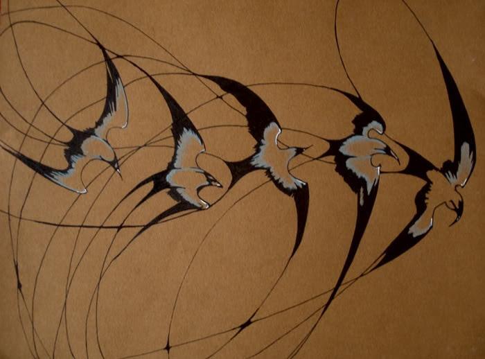 Swallows - gorgeous!