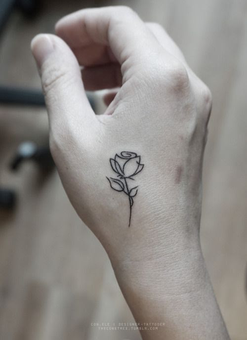 57 Tiny Tattoos Girls Are Obsessing Over Page 5 Of 6 Tattoomagz