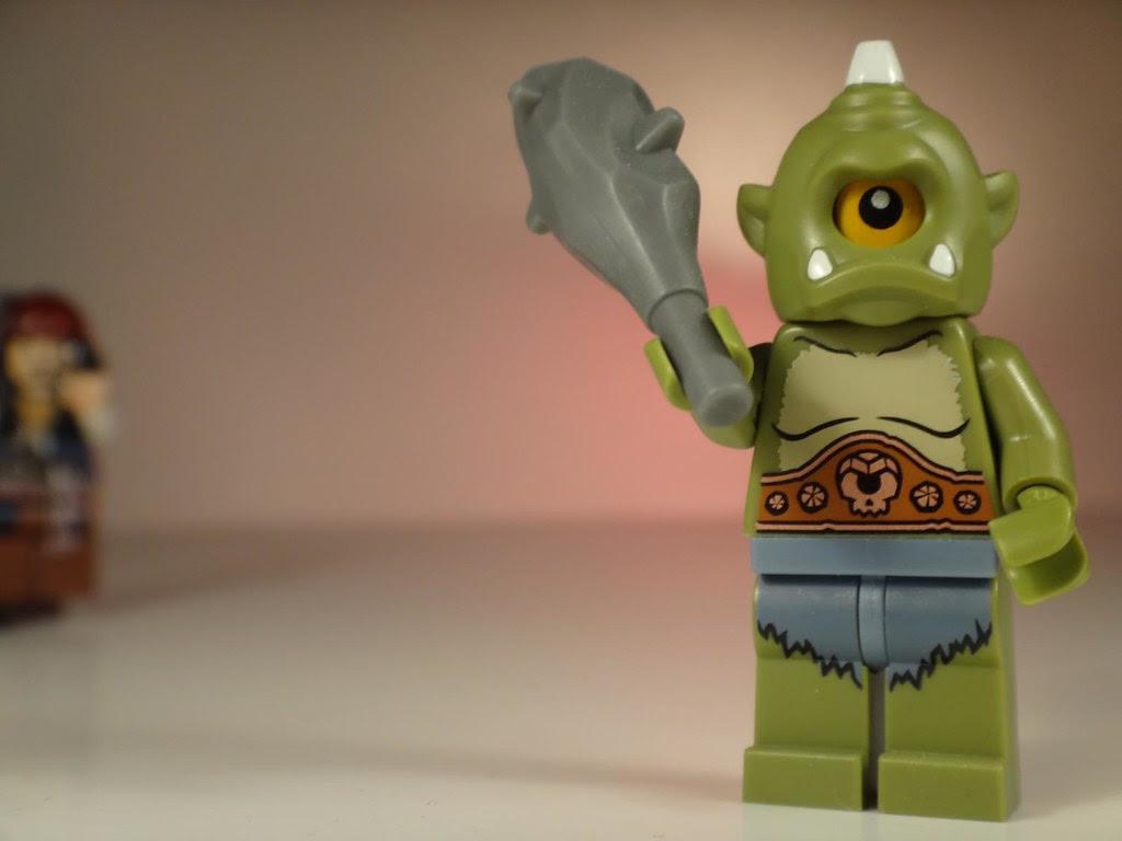 lego minifig series 9 cyclops