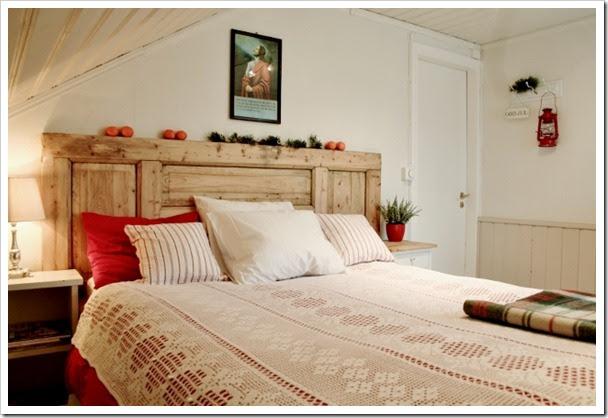Bergheim gård : jul på soverommet