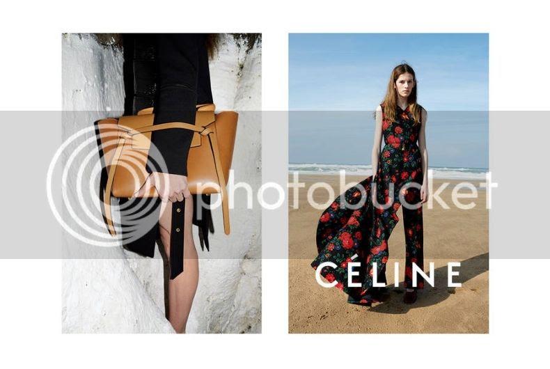 Celine campaign SS15