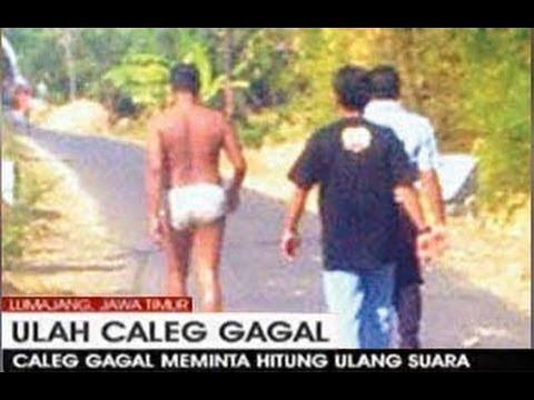 CALEG STRESS GAGAL 2014 Kompilasi