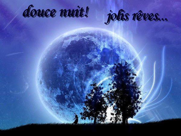 Images Gifs Bonsoir Bonne Nuit