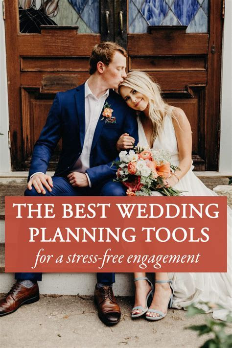 The Best Wedding Planning Tools for a Stress Free