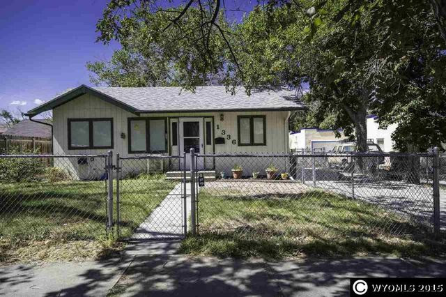 1336 S Cedar St, Casper, WY 82601  Home For Sale and Real Estate Listing  realtor.com®