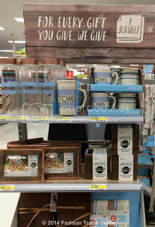 Toms for Target-Housewares Gifts