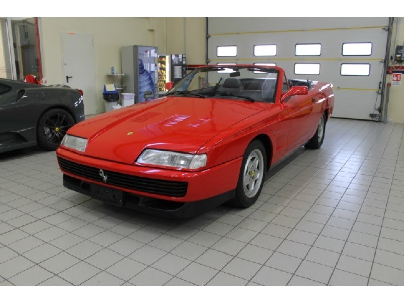 Ugliest Ferrari Ever Is Listed for €120,000 - autoevolution