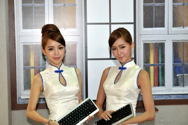 Booth Babes Computex 2014 (1)
