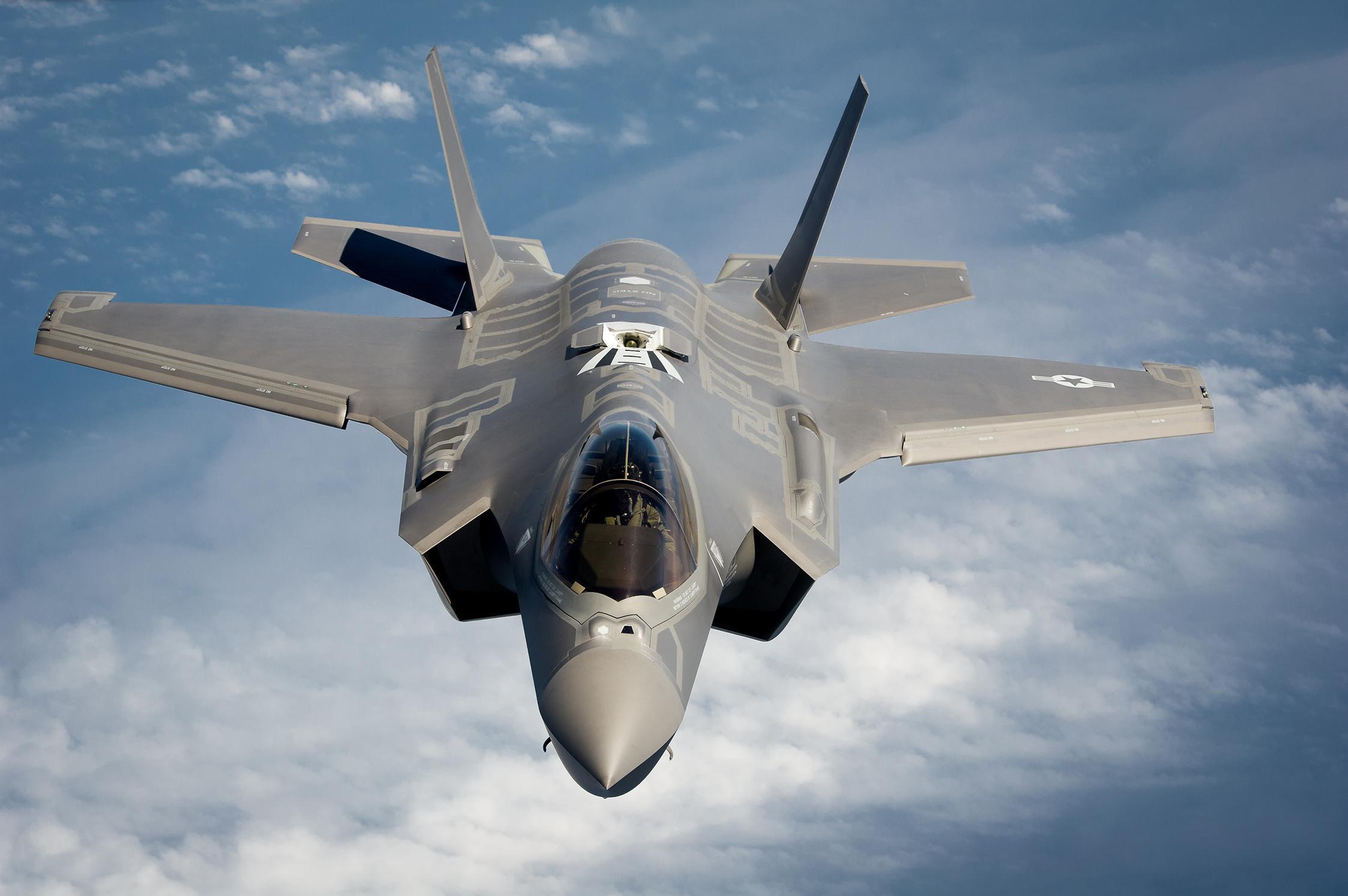 Resultado de imagen de F-35 a de Lockheed Martin