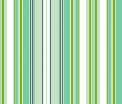 Beach Cabana Stripe 7