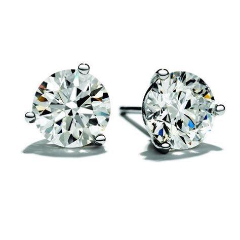 carats ben garelick  white gold  prong diamond