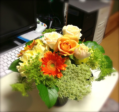 花 by cinz