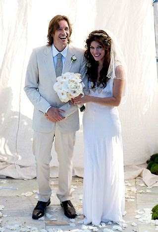 Milla Jovovich and Paul Anderson married 2009.   Celebrity