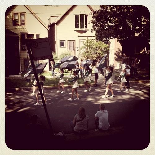 Germanfest parade