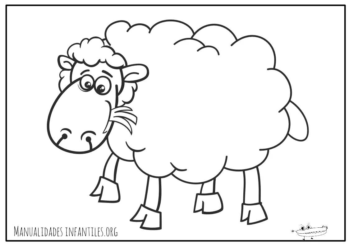Dibujos De Animales De Granja Actividades Para Niños Manualidades