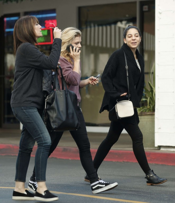 Chloe Moretz Out in LA -02