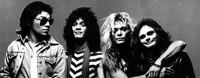 Van Halen photo courtesy of Warner Bros. 1977